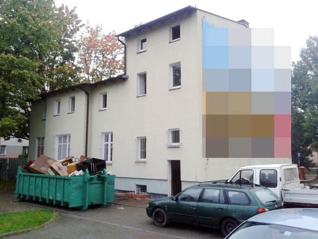 Budynek urzędu do rozbiórki