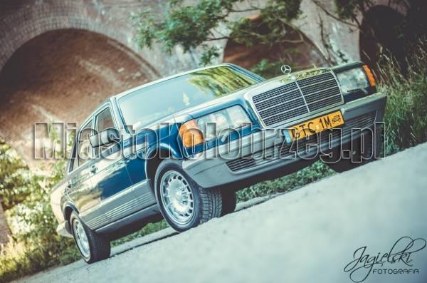 Mercedes Benz 380 SE W126 Zadbany Książka Serwisowa